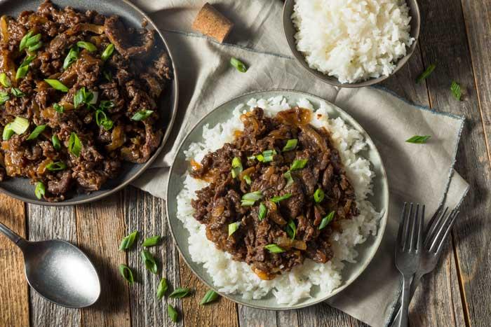 A Recipe for Korean Bulgogi