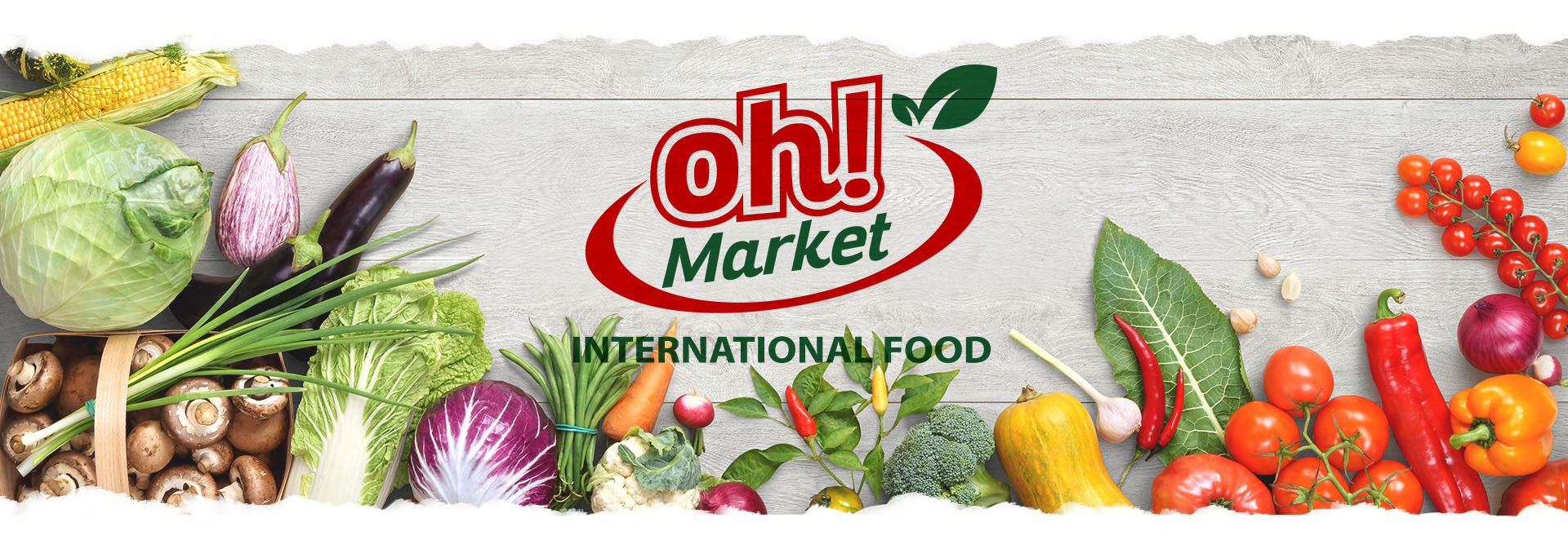 Oh! Market International Food