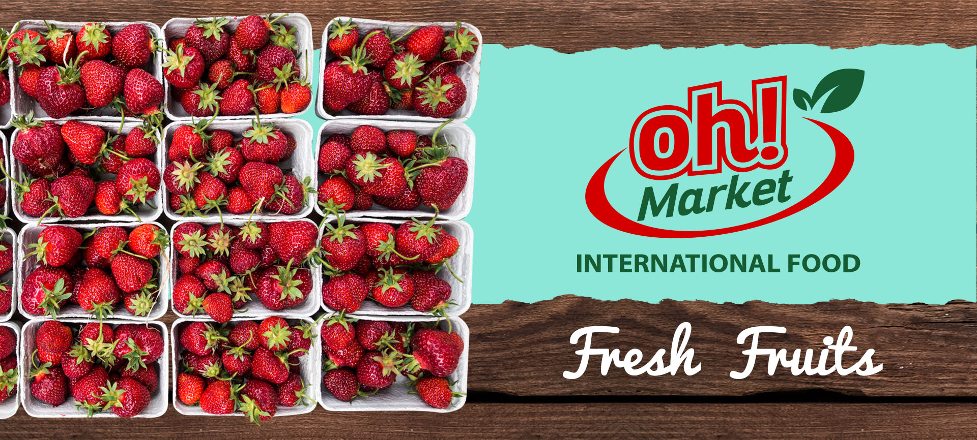 Oh! Market International Food Fruits
